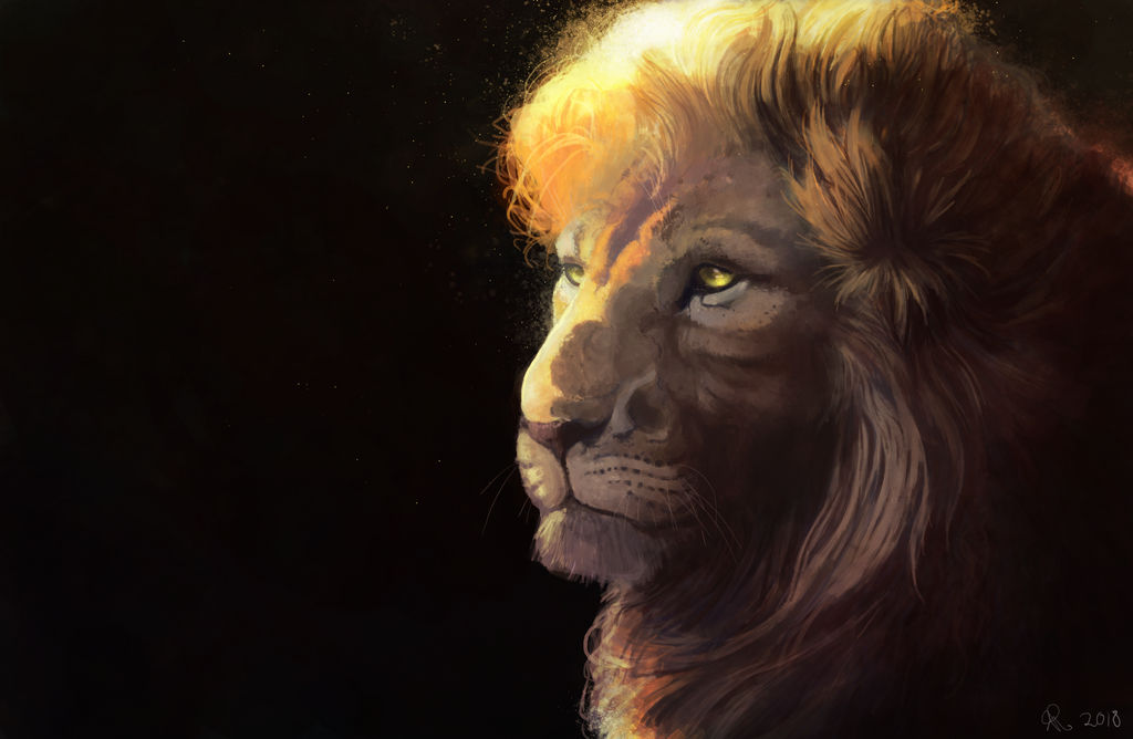 The Lion 6 by Miracat