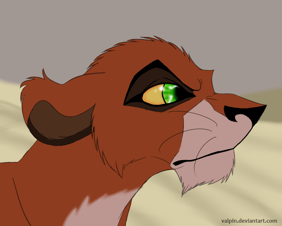 The lion king mufasa and scar as cubs