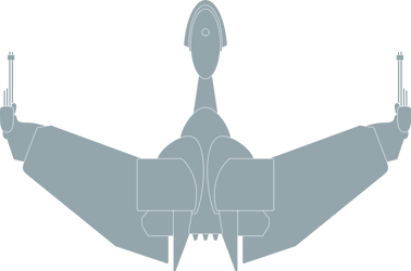 Klingon Bird of Prey logo