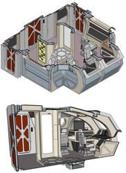 Runabout Cutaway Diagrams