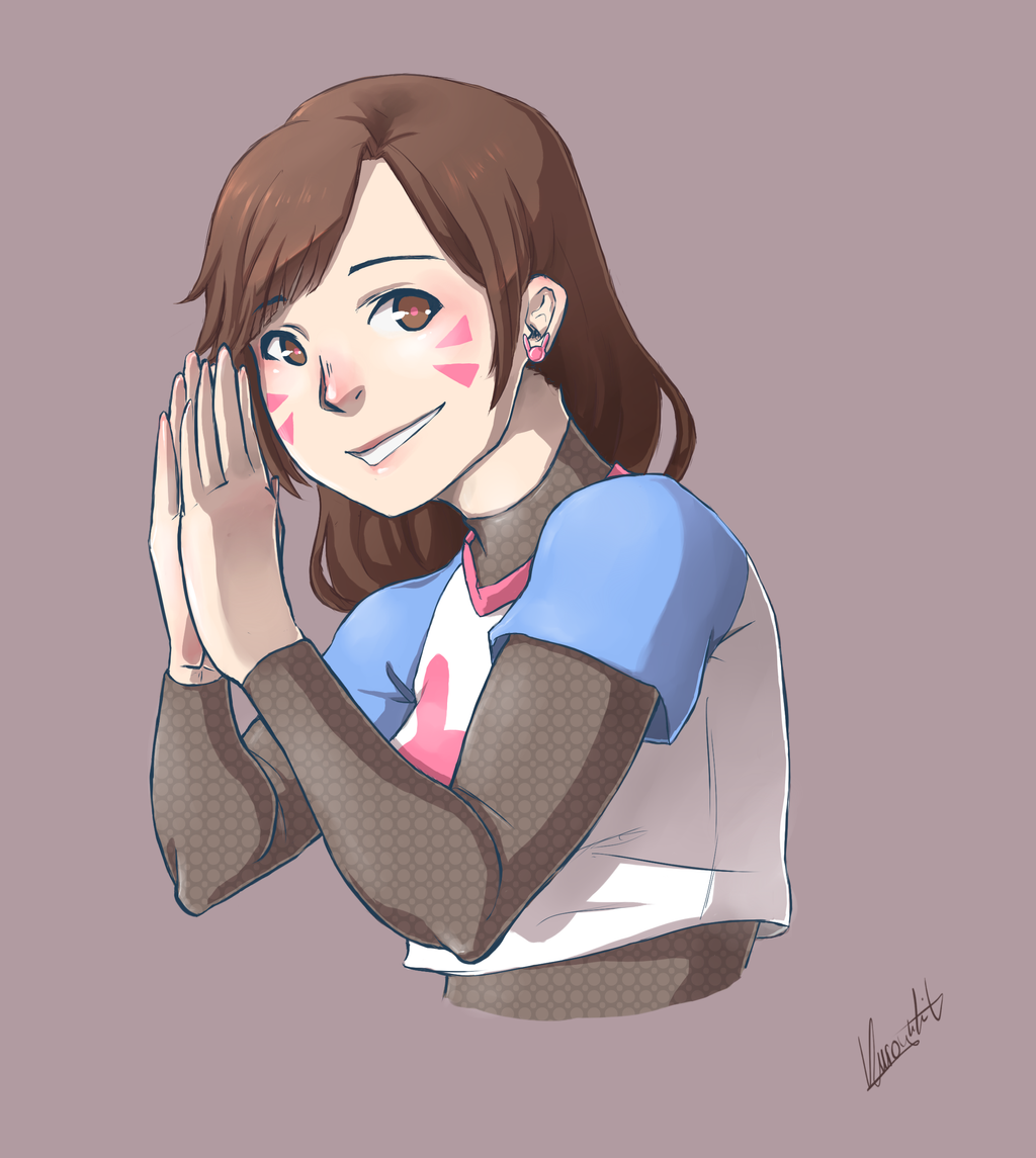casual d va by kuroyukig on deviantart