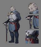 Fleet Commander - Ashen Shrikes