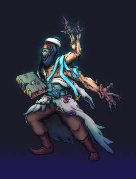 The Mad Prophet of Tzeentch