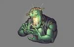 Orktober Day 9 - Weirdboy