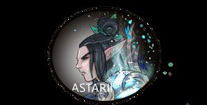 Astarii--Night elf druid