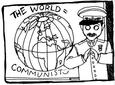Stalin 5 by cindergirl