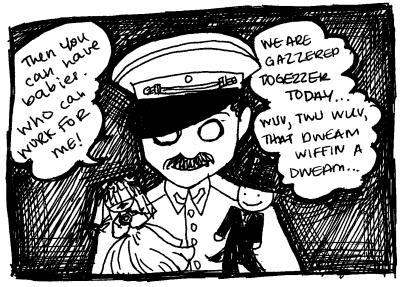 Stalin 10 by cindergirl