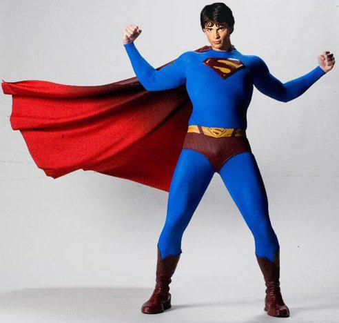 Superman Tom Welling 3 by Toksic-Krusayder on DeviantArt