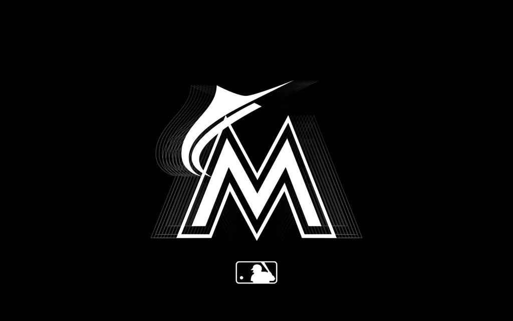 miami marlins logo wallpaper - photo #15