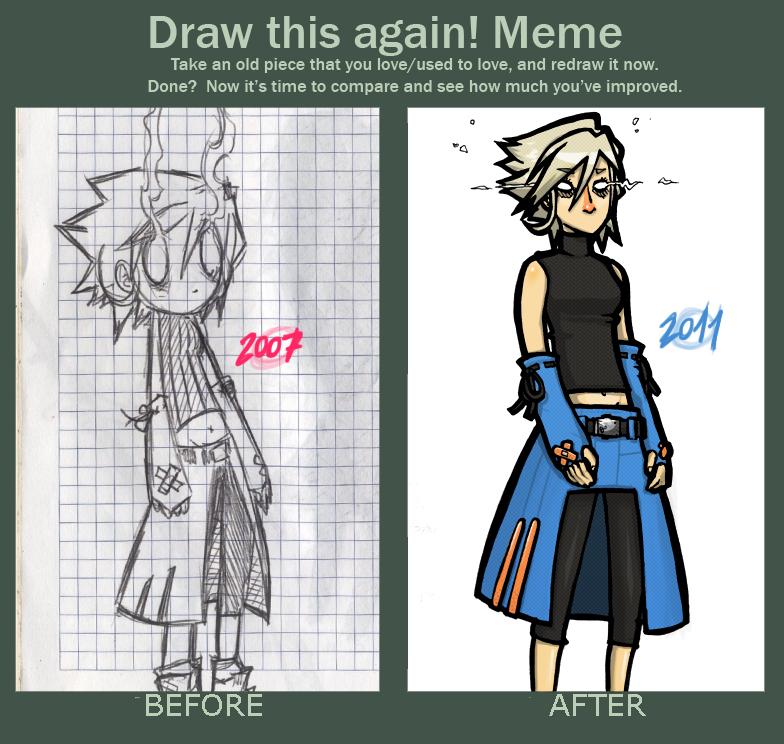 Draw this again by Mensieur-A