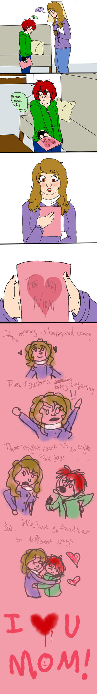 Mother's Day by AskScarMcSpark