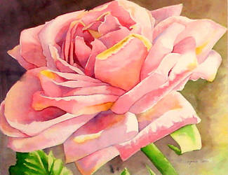 Watercolor Flower 4 by faegirlmara