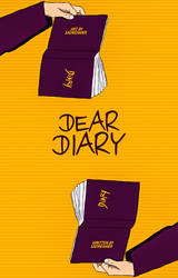 Dear diary by sadreamer01