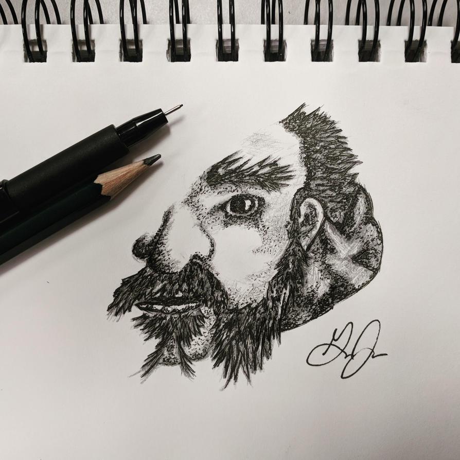Tormund, the dwarf! by Uj-Ju