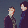 Johnlock by Tokiu