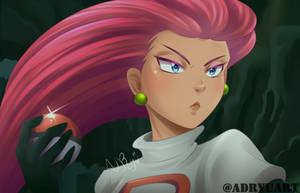Jessie [Redraw] by AdRyu