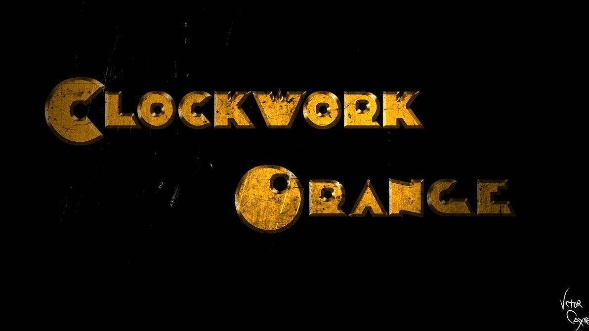 Clockwork Orange Wallpaper By Vihkun On Deviantart