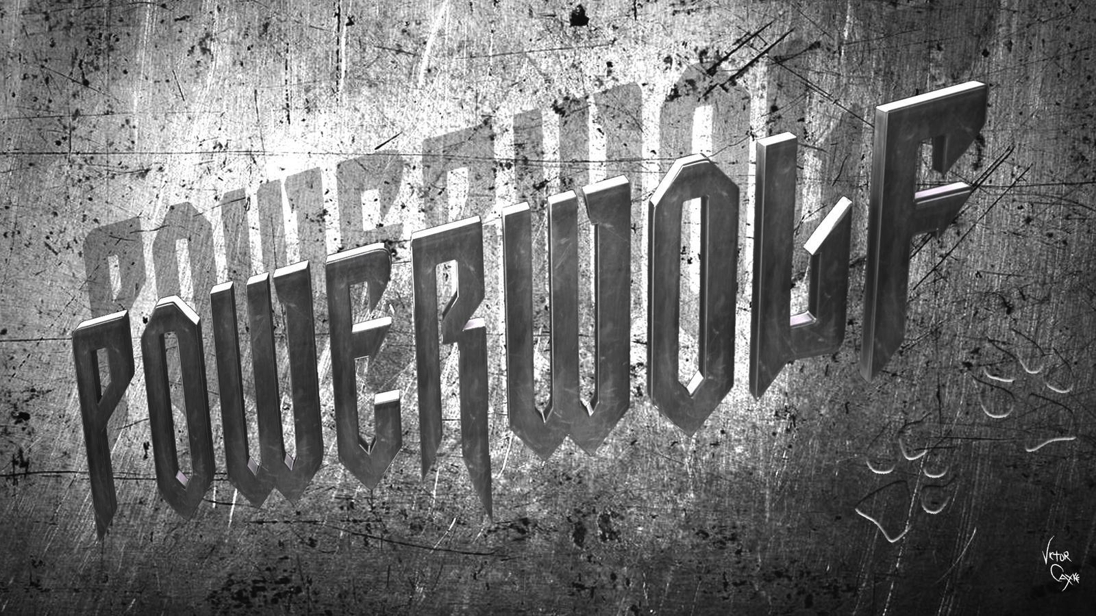 Powerwolf Wallpaper By Vihkun On Deviantart