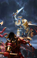 Lord Kaldor Draigo by LynxC