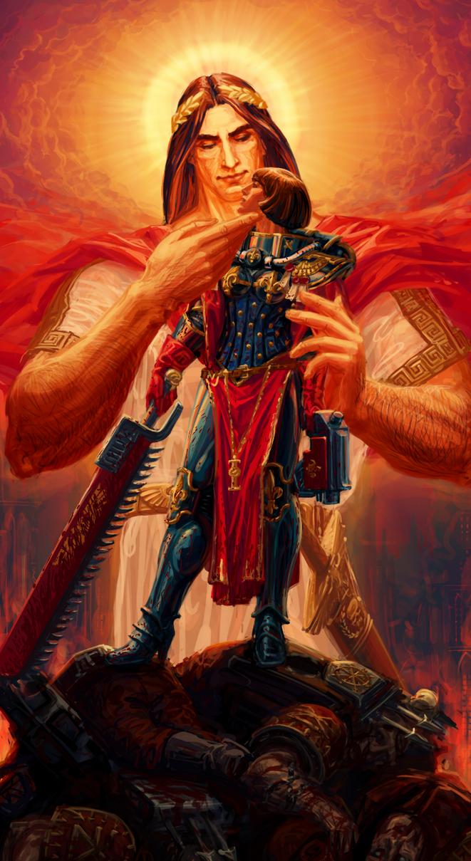 Emperor's bride by LynxC