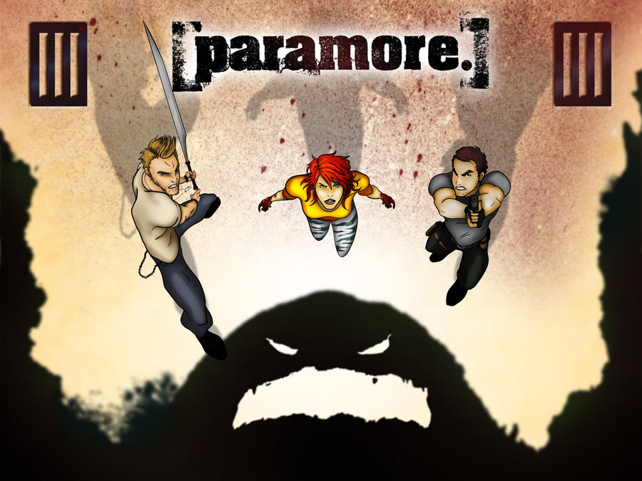Paramore - Monster by Alex-25 on DeviantArt