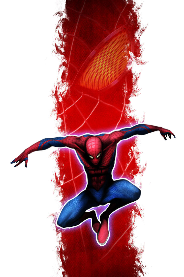 The Amazing Spider-Man by Alex-25