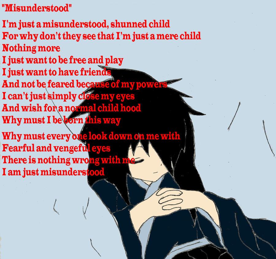 Misunderstood by Yori-Rinzo-Shimize