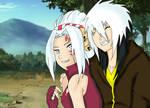 Kagura and Ren forever