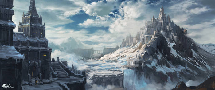 Castle and Snow