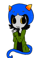 Doodle for Sugerice C: by ChibiAisuu