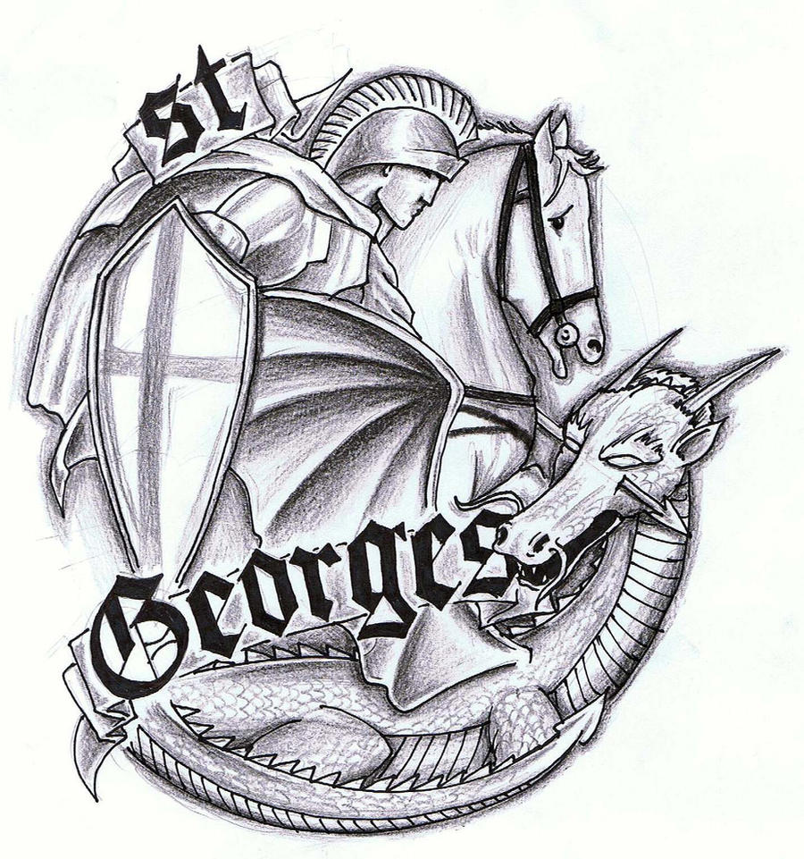 St georges by 3188 on deviantart for Tattoo shops in st george