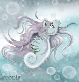 Anime Sea Pony - lavonia by mylittleponyfans
