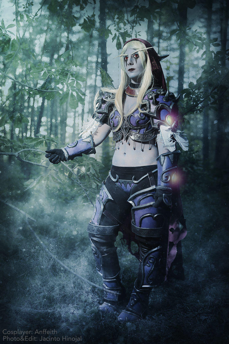 Sylvanas Windrunner - World of Warcraft by Anffeith