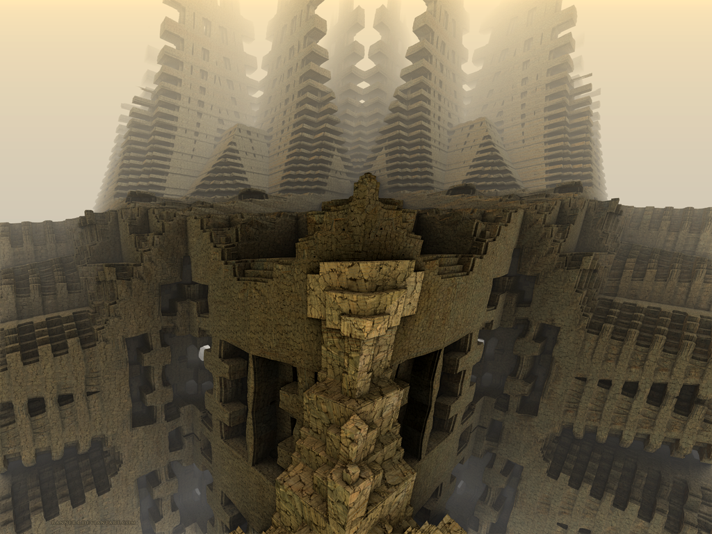 Structure VIII by banner4