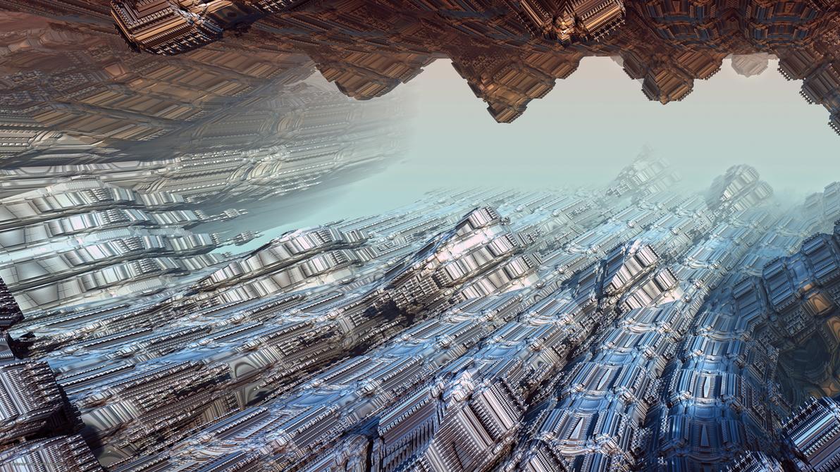 Alien Base by banner4