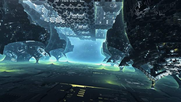 Alien Station XII