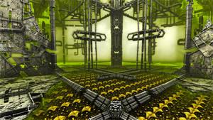 Alien Fungi Farming