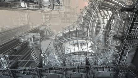 Twisted Architecture LXXXX