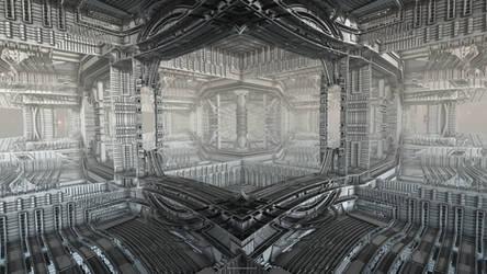 Twisted Architecture LXXXXV