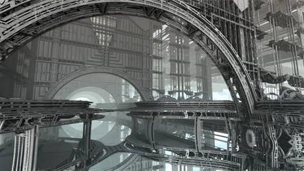 Twisted Architecture LXXXXIX