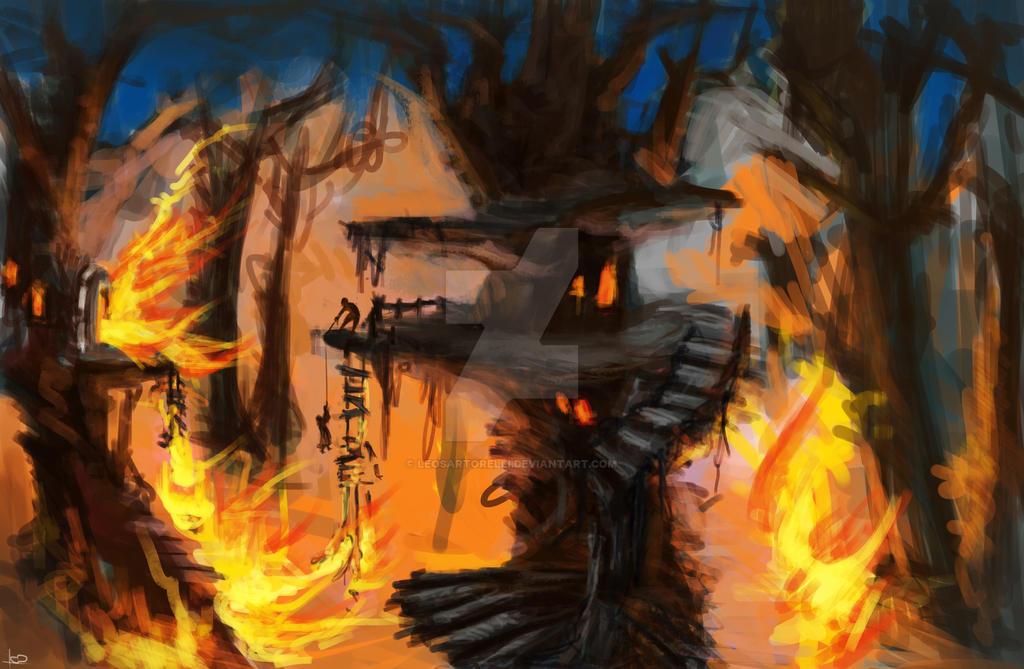 Consumed By Fire by leosartorelli on DeviantArt