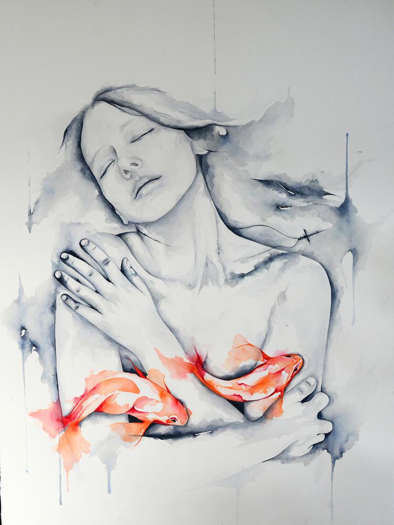 Serenity (1/3) by katja-elisabeth-rose
