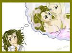 Hermione x Fleur