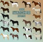 Watcher Design gifts [STILL OPEN]