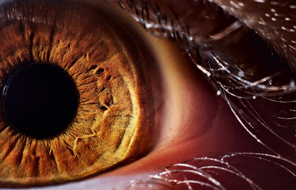 Dat Eye by Thesunsetsblack