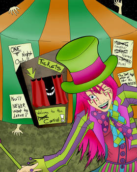 Welcome to The Dark Carnival