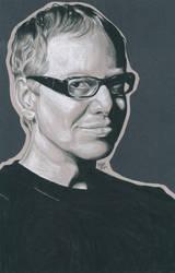 Danny Elfman portrait