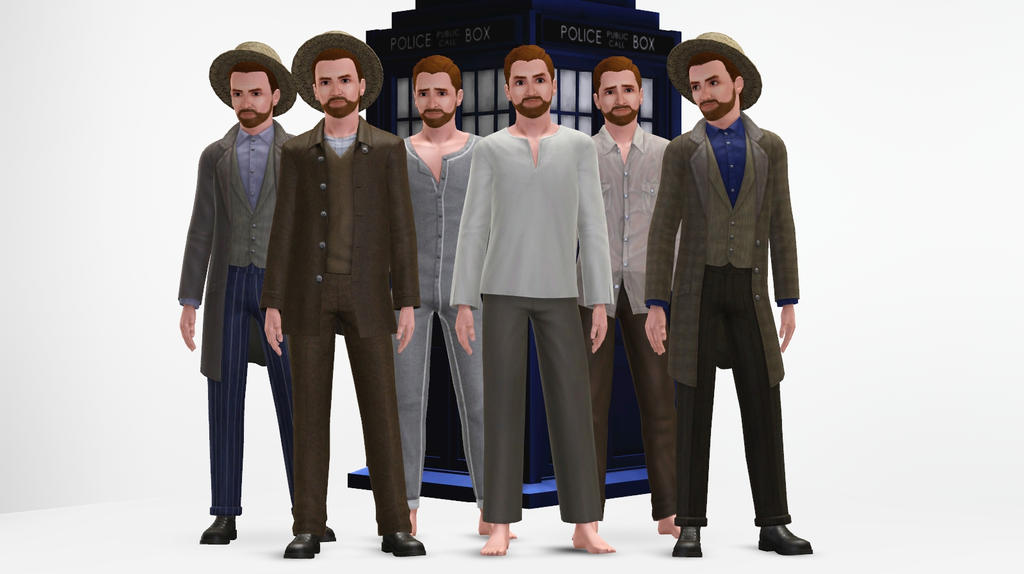 Vincent Van Gogh Doctor Who Doctor Who Vincent Van