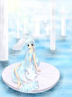 Atlantis Princess by snow-chan