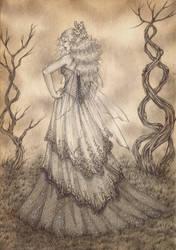Lady of Faery Court by ArunaWolf